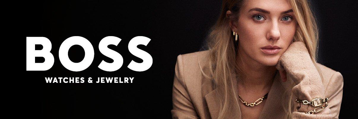 Hugo Boss - Damenuhren, Schmuck