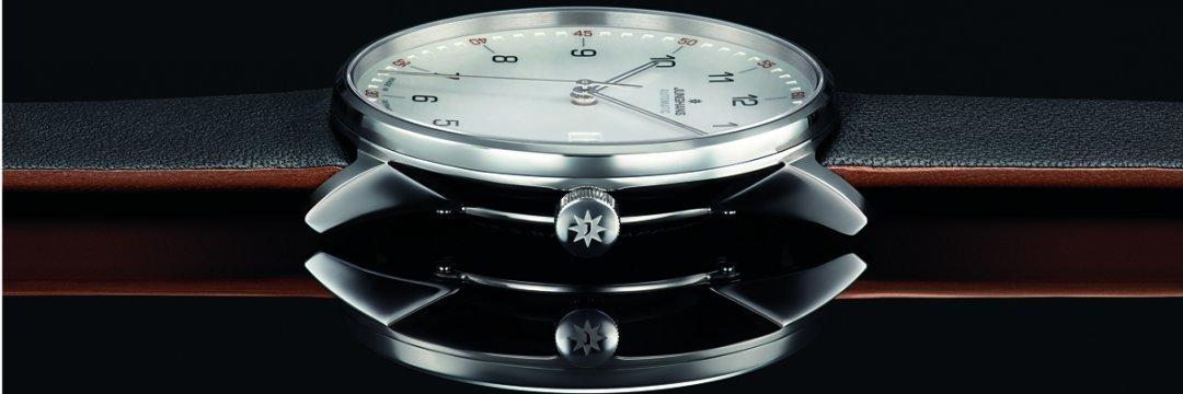JUnghans Form A - Herrenuhren, Damenuhre, deutsche Uhren