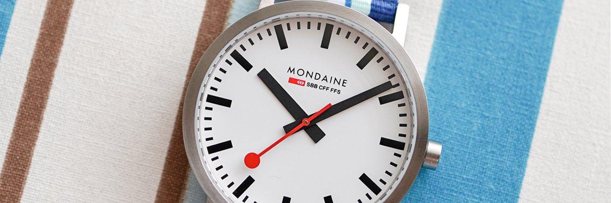 Mondaine -Uhrenarmbänder