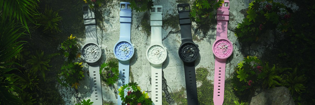 Swatch BIG BOLD, moderne Uhren mit extra Stil