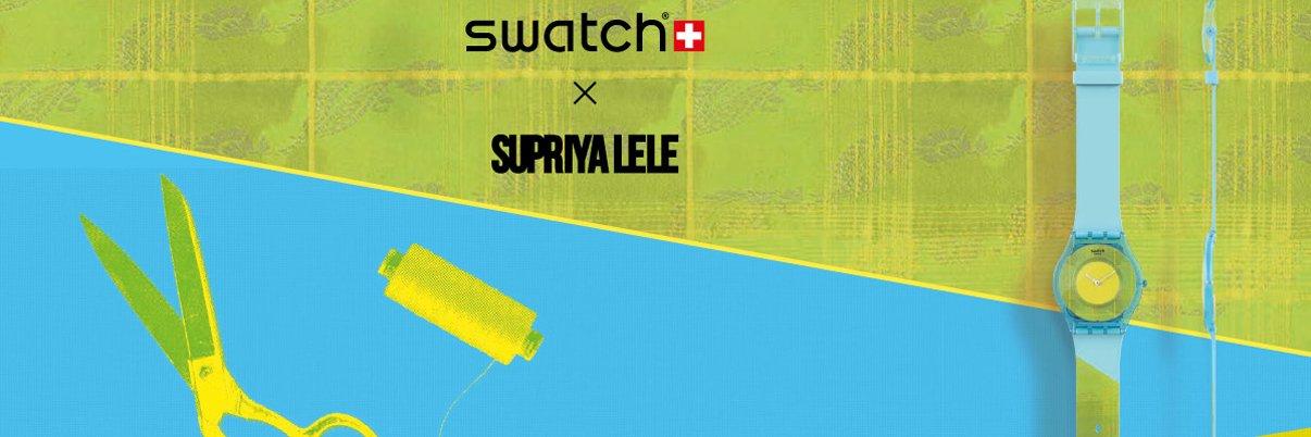 Swatch - Damenuhren, Herrenuhren, Swiss Made