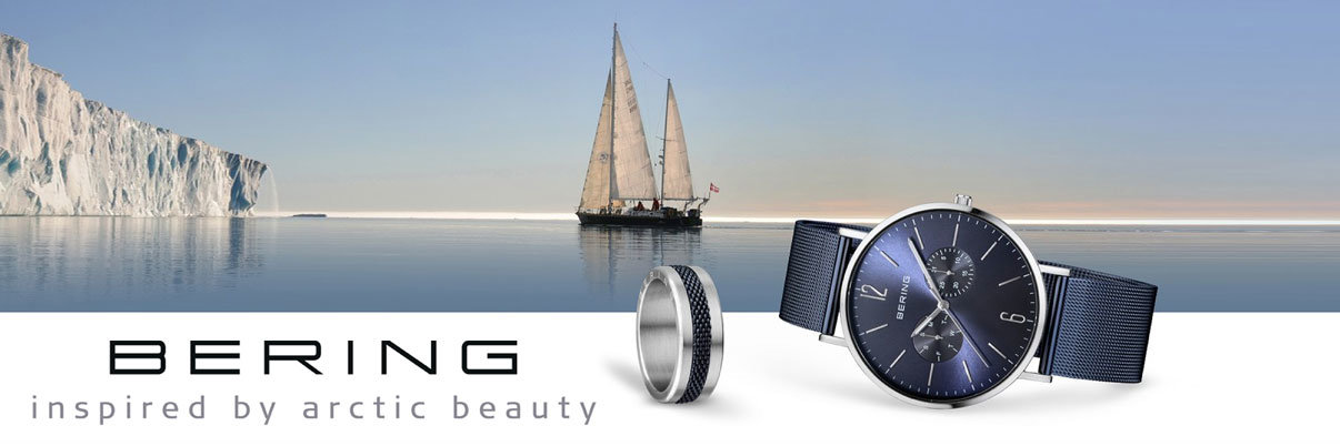 Bering - inspired by arctic beauty