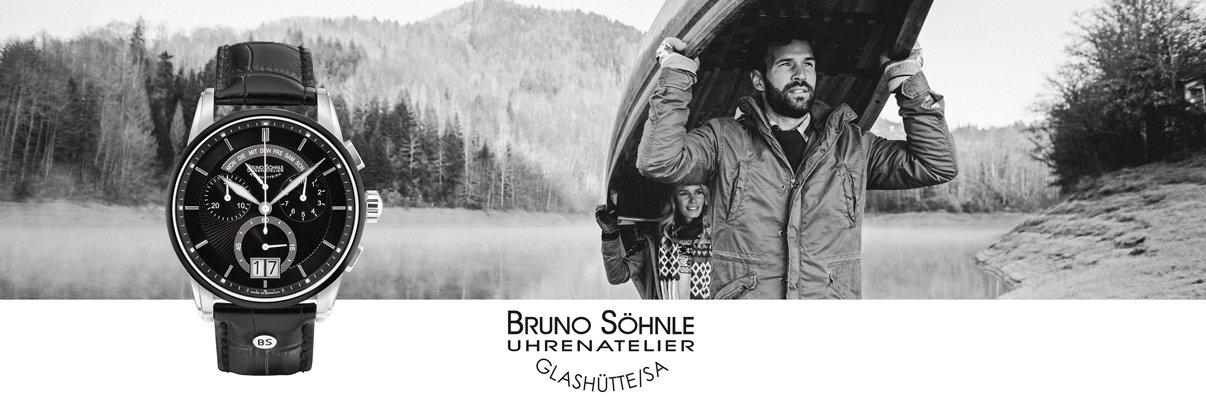Bruno Söhnle - feine Uhren aus Glashütte