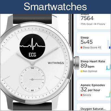 Smartwatches - Uhren mit Funktionen
