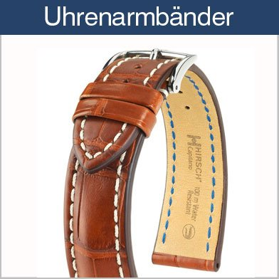 Uhrenarmbänder - Ersatzarmbänder füt Uhren