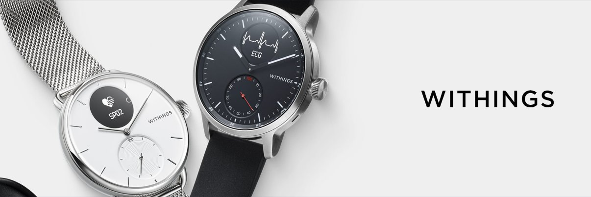 Withings - Smartwatches