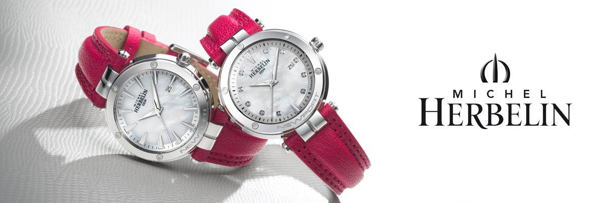 Michel Herbelin Uhren für Damen und Herren