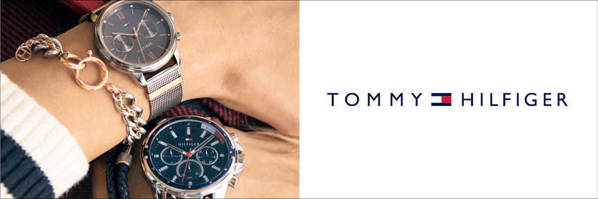 Tommy Hilfiger Uhren und Tommy Hilfiger Schmuck