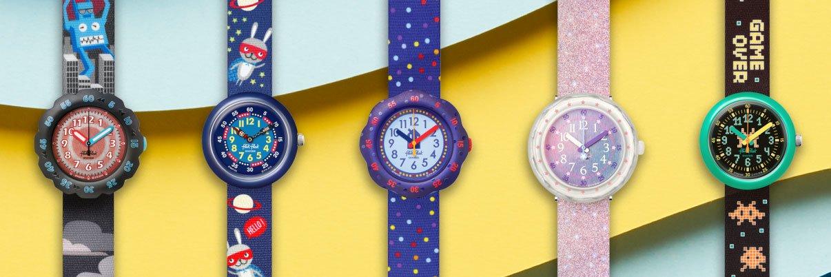 Kinderuhren - Uhren für Jungen und Mädchen