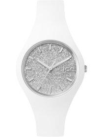 ICE glitter - White Silver - S