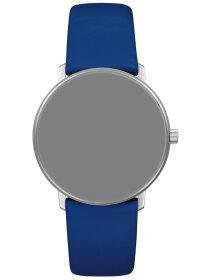 0474540 Leder Blau