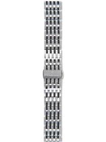 Stahluhrenarmband, 20 mm