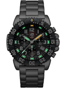 Navy Seal Steel Black Herrenuhr