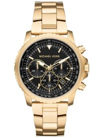 Cortlandt Sport Chrono, black/goldf.
