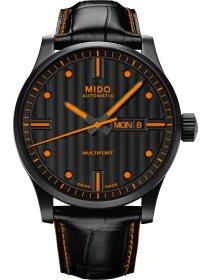 MULTIFORT Automatic, black/orange