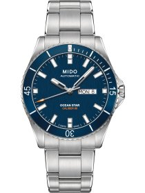 Ocean Star CAPTAIN Automatic Caliber 80, blue