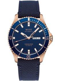 Ocean Star Captain V Automatik, blue/rosé