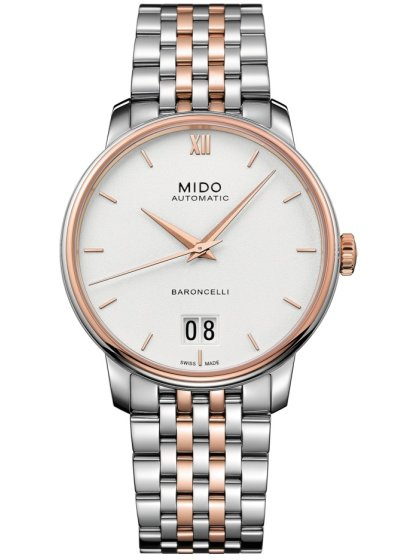 BARONCELLI Big Date White