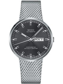 COMMANDER ICÔNE Automatic Chronometer, grey