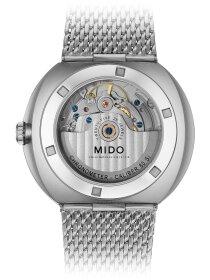 COMMANDER ICÔNE Automatic Chronometer, grey