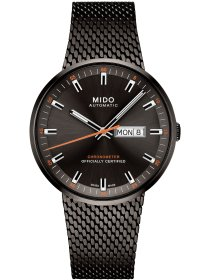 COMMANDER ICÔNE Automatic Chronometer, anthrazit