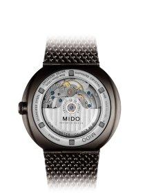 COMMANDER ICÔNE Automatic Chronometer, anthrazit