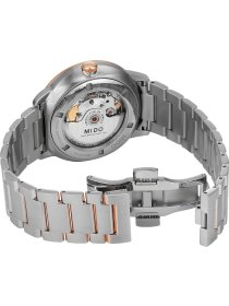 COMMANDER II Gent Automatic Chronometer, Stahlband
