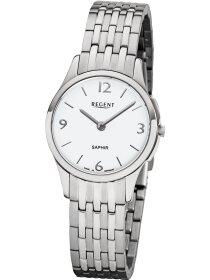 Armbanduhr weißes Zifferblatt