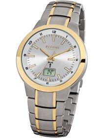 Armbanduhr bicolor