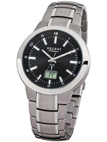 Armbanduhr mit Gliederarmband