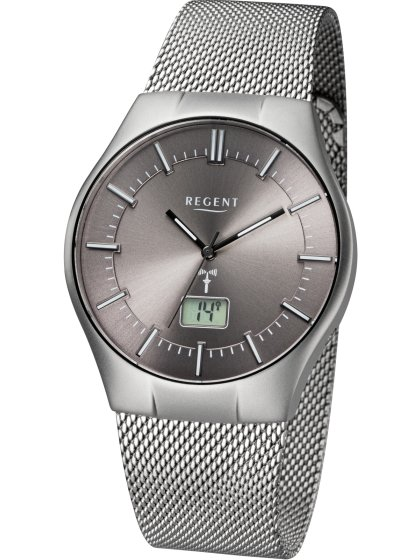 Armbanduhr mit Milanese-Armband