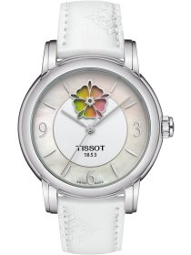 LADYHEART automatic, white