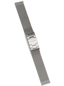 Mat brushed stainless steel me