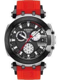 T-RACE Chrono, GR/CHRQ/BICO/S.RED/BLAC