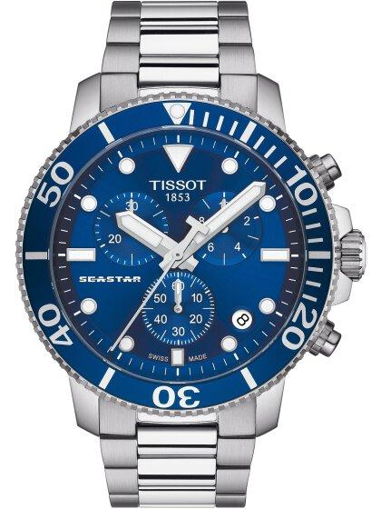 SEASTAR 1000 Chronograph, blue