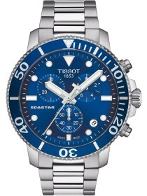 SEASTAR 1000 Chronograph, blue