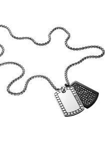 DOUBLE DOGTAGS