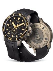 SEASTAR 1000 Chronograph, bronzefarben