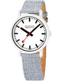 Essence blau/rot Armbandset, 41mm