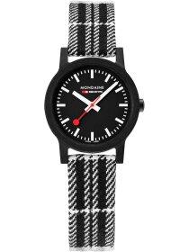 Essence Scottish Schwarz, Armband Schwarz/Weiß