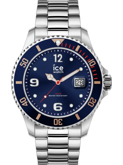 ICE steel - Manhattan blue - L
