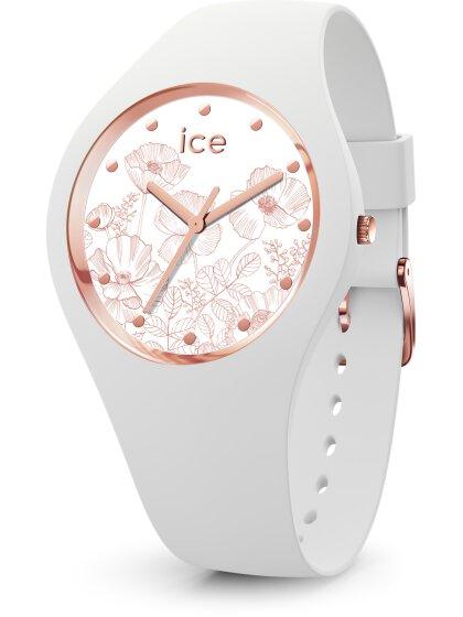 ICE flower - Spring white - M