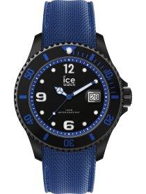 Ice steel - Black blue - L