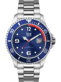 Ice steel - Blue silver - M
