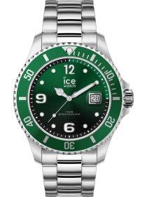 Ice steel - Green silver - M