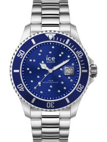 Ice steel - Blue cosmos silver - M