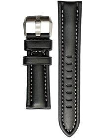 9240, 24 mm, Leather, bl, Titan