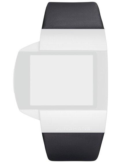 Futura XL-Lederband schwarz