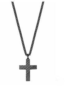 Herren Kette mit Anhänger Kreuz