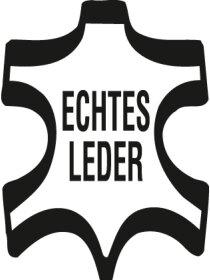 Herren Ledercollier, Edelstahl
